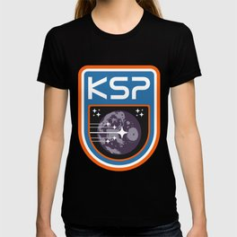Kerbal Space Program Badge - Eve T-shirt