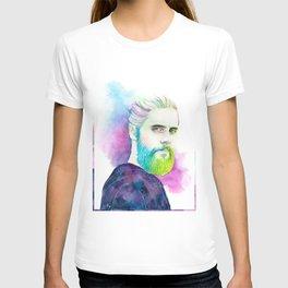 Monolith | Colourful Jared Leto T-shirt