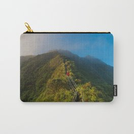 Haiku Stairs, Kaneohe, United States Carry-All Pouch