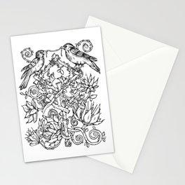 Runes & Ravens Stationery Cards