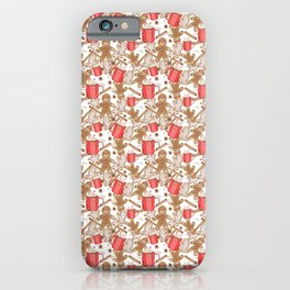I'm the Gingerbread Man iPhone Case