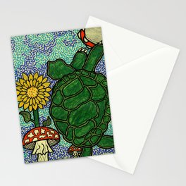 Terrapin Turtles Stationery Cards