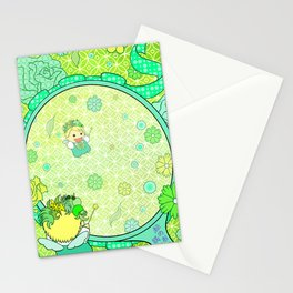 The Green Florist Stationery Cards