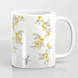 Birds and Cherry blossoms II Coffee Mug