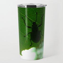Life Below Leaves Travel Mug