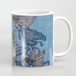 """Elves"" Fairy Tale Art by Edmund Dulac Coffee Mug"