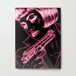 Malorie Metal Print