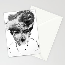 Confession with Grey Castles Stationery Cards
