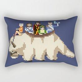The Gaang Rectangular Pillow