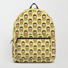Gene Belcher Pattern Backpack