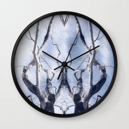 Magic Tree V Wall Clock