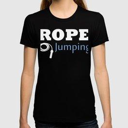 Jumping Rope  Design T-shirt