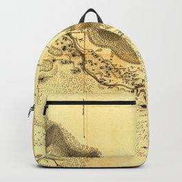 Upper Geyser Basin Backpack