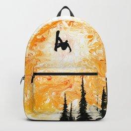 Fire Sky Backpack