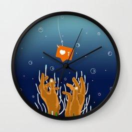 Liked Wall Clock