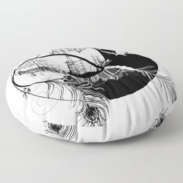 counterbalance Floor Pillow