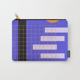 Urban Full Moon Night Carry-All Pouch