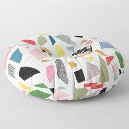 Terrazzo Floor Pillow