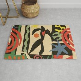 Inspired to Matisse vintage t-shirt Rug
