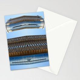 Alien City Mothership Stationery Cards