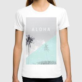 Island vibes retro - Aloha T-shirt