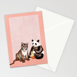 Friends & Noodles  Stationery Cards