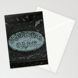Perpetual Care Stationery Cards