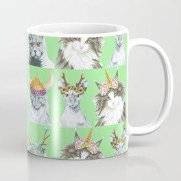 KITTY CATS 4 Coffee Mug