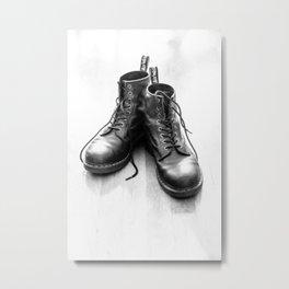 Docs Metal Print