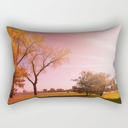 Montrose Sunset Rectangular Pillow