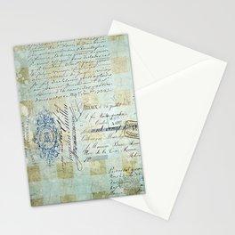 carnet de chèques Stationery Cards