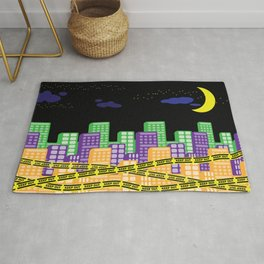 Night in the City Rug