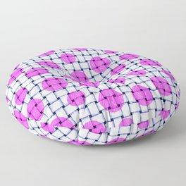 BASKETWEAVE PATTERN 5 Floor Pillow
