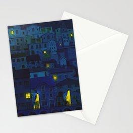 nigth Stationery Cards