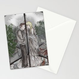 Homer and The OA Stationery Cards