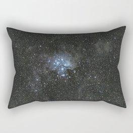 Pleiades. Rectangular Pillow