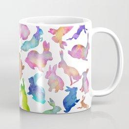 Watercolour Bunnies Coffee Mug
