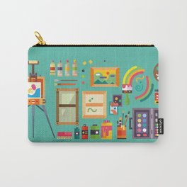 Art studio Carry-All Pouch