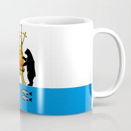 flag of novgorod Coffee Mug