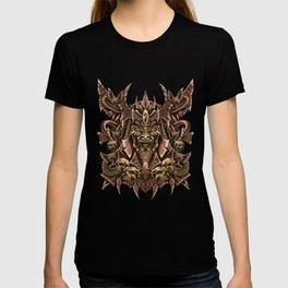 new olden skull T-shirt