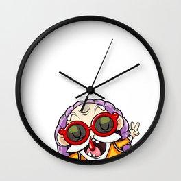 Master Roshi kawaii Wall Clock