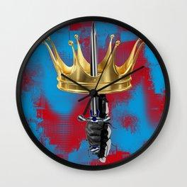 El nuevo reino Wall Clock
