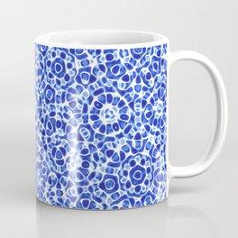 Watercolor Mandala Coffee Mug