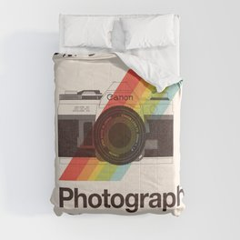 Photography Club Comforters