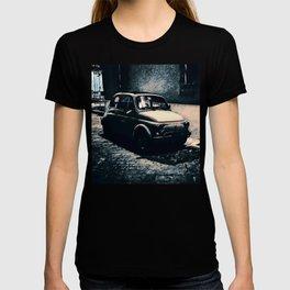 Vintage 500 in Italian Noir T-shirt