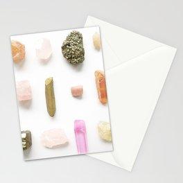 Gemstone Treasures - Peach Stationery Cards