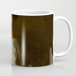 "Jean-François Millet ""The Bather"" Coffee Mug"