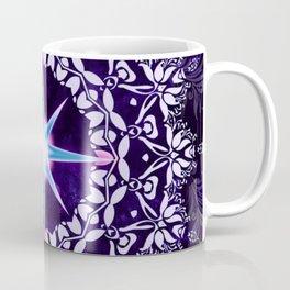 Mandala Soul Star Spiritual Zen Bohemian Hippie Yoga Mantra Meditation Coffee Mug