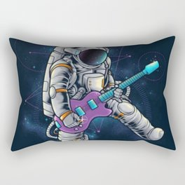 Spacebeat - Rectangular Pillow