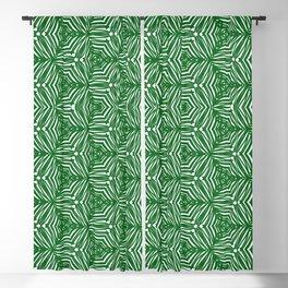 Love green 01 Blackout Curtain